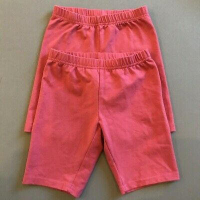 Hanna Andersson Girls Bright Basics Bike Shorts