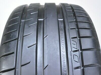 Continental Extremecontact Dw >> Continental Extremecontact Dw Tuned 245 40zr19 98y Used Tire 9 10 32 401378