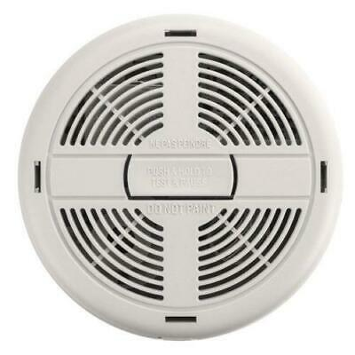 BRK 670MBX Mains Smoke Alarm with 9V Battery Back-up Replacement for DETA 1111