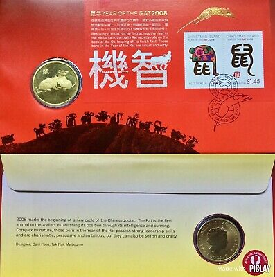 2008-2019 Complete Chinese New Year stamp & coin covers x 12 (4 limited edition)