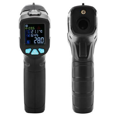 MESTEK IR01D LCD Display No-contact Digital Infrared Thermometer -50~800℃ WYD