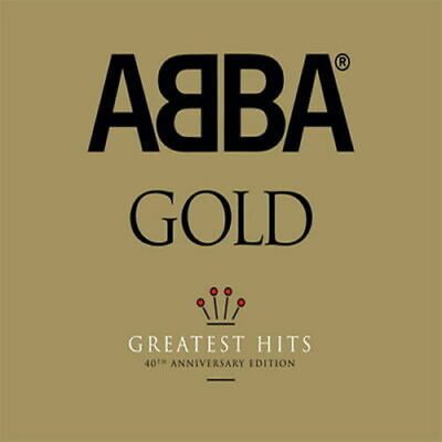 3 CD SET ABBA GOLD GREATEST HITS 40th ANNIVERSARY EDITION NEW SEALED DIGIPAK