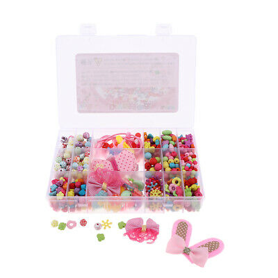 Assorted Color & Shape Acrylic Beads for Jewelry Making Girls Birthday Gift