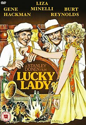 Lucky Lady - 40th Anniversary Edition [DVD] -  CD REVG The Fast Free Shipping