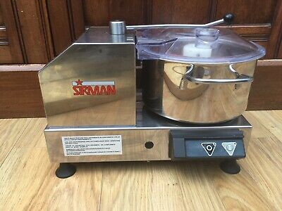 Sirman C4 Commercial Food Processor Cutter