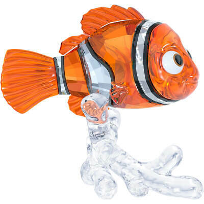 Swarovski NEMO  - Disney - Finding Nemo- New in Box 5252051  - Retired - No Res