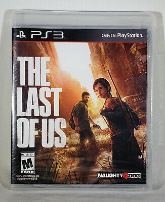 NEW The Last of Us (Sony PlayStation 3, 2013) FACTORY SEALED! PS3 Classic Action