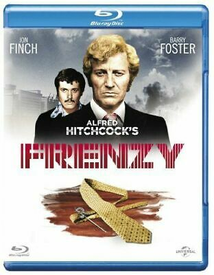 Alfred Hitchcock's, Frenzy (Blu Ray, 2014)