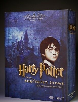 New Harry Potter And The Sorcerer's Stone Harry Potter 1/6 Scale Star Ace Figure