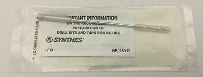Synthes 310.19 Orthopedic 2mm Drill Bit (New)
