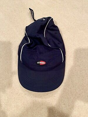 e27dd72d073 Supreme x Nike Nikelab Air Max 98 Navy Blue Running Hat Cap Box Logo SS16  Camp