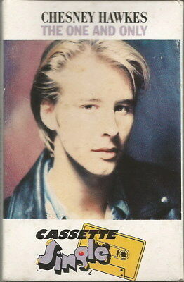 Cassette Single -  CHESNEY HAWKES - The One and Only