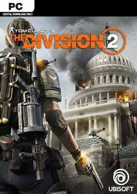 Tom Clancy's The Division 2 [PC | Uplay Account + Warranty | Region Free]