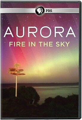 Aurora: Fire In The Sky (2017, DVD New)