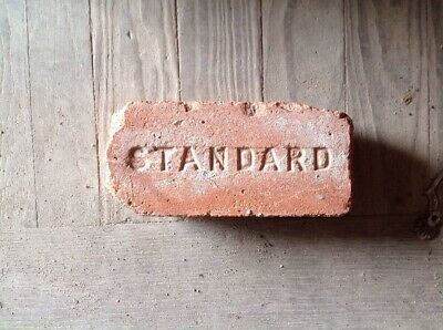Antique Brick Stamped ***** Standard    *******