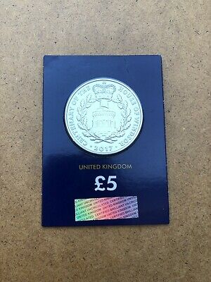 2017 House of Windsor £5 Five Pound Coin Brilliant Uncirculated BUNC Sealed Card