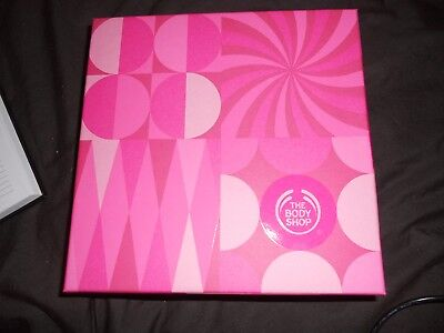 The Body Shop - British Rose -  Empty Box