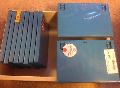 official EMPTY NINTENDO WII U game cases light blue turquoise 10 in total DVD