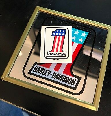 AMF Harley Davidson Vintage 70's Matches Number one 1 #1 Evel Racing 60's!