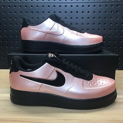 0763659757ae9 Nike Air Force 1 AF1 Foamposite Pro Cup Coral Stardust AJ3664 600 Men s  Size 8.5