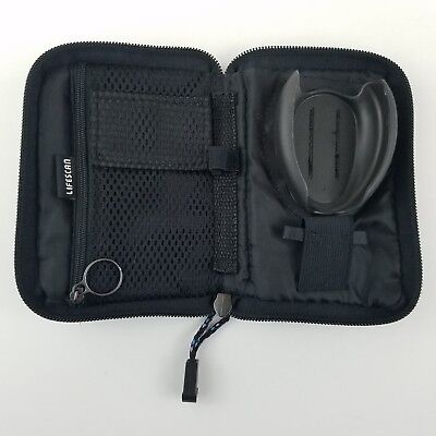 One Touch Meter Blood Glucose Monitoring System Case Replacement Bag Pouch