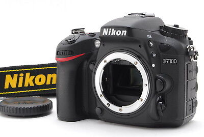 """Boxed Mint Low S/C 5k+"" Nikon D7100 24.1MP Digital SLR Camera - (Body Only)"