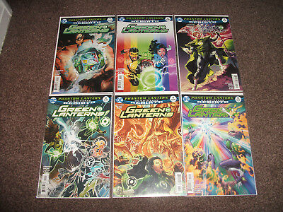Green Lanterns (2016) Collection DC Comics