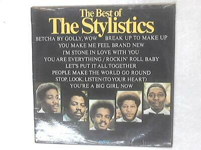 The Best Of The Stylistics LP (The Stylistics - 1974) 9109 003 (ID:15535)