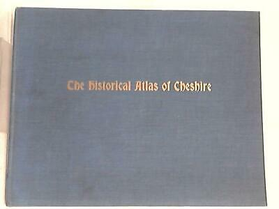 The Historical Atlas of Cheshire (Dorothy Sylvester - 1958) (ID:52286)