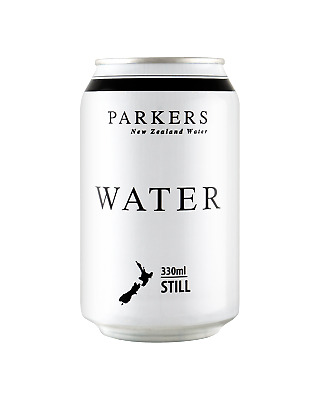 Parkers NZ Water  330mL case of 24