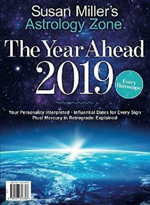Susan Miller Astrology The Year Ahead 2019 Magazine Back Issue