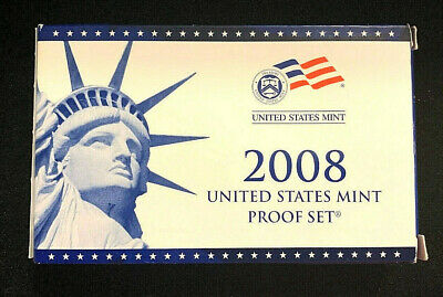 2008 S United States Proof & Uncirculated Presidential Coin Set