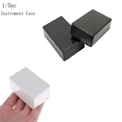 Materials Durable 100x60x25mm Plastic Project Box Enclosure Instrument Case ABS