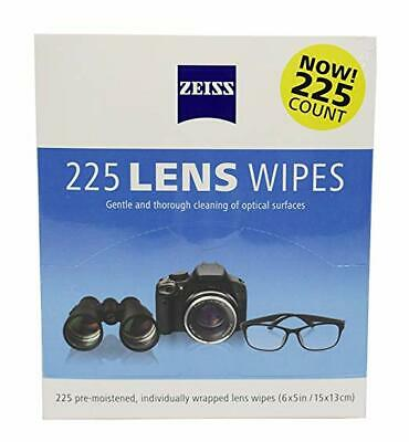 Zeiss Pre-Moistened Lens Cleaning Wipes, 225 ct Dispenser free shipping !!
