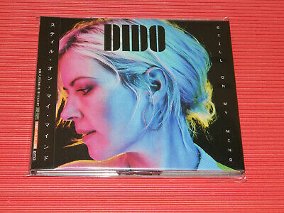 2019 JAPAN DIGIPAK CD DIDO Still On My Mind with Bonus Track for Japan Only