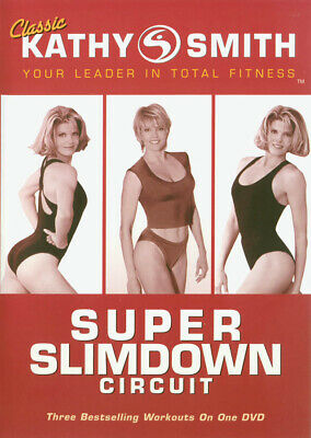Kathy Smith - Super Slimdown Circuit (Morning New Dvd