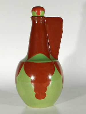 René HERBST France Keramik ° Art Deco Pottery for Cusenier