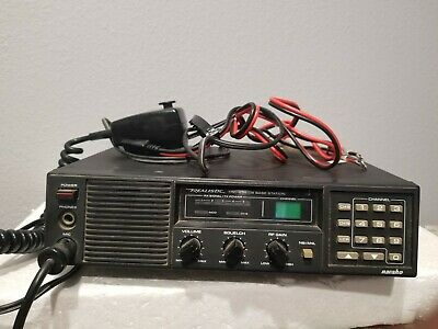 REALISTIC NAVAHO TRC-434 CB Base Station 40 CH Citizens Band ... on