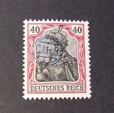 """GERMANIA,GERMANY D.REICH PLEBISCITO 1920 OVP """" C.I.H.S."""" 40p  MH*  signed"""