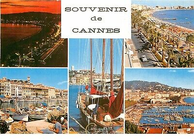 Photo Cpsm Cpm 06 CANNES 1974(967)