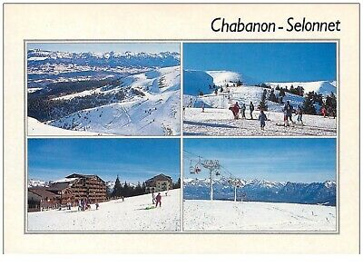 Photo Cpsm Cpm 04 CHABANON SELONNET 1993(1266)