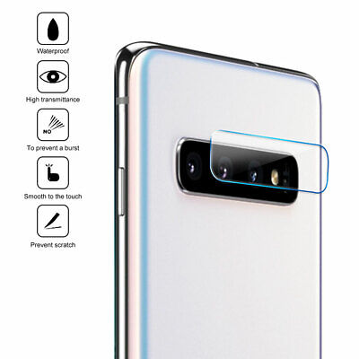 2 X Rear Camera Lens Tempered Glass Protector For Samsung Galaxy S10/S10+/S10E
