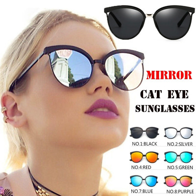 Cat Eye Sexy Ladies Sunglasses Women Luxury Classic Retro Outdoor Sun Glasses
