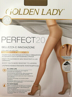 20 DEN Donna Goldenlady Collant