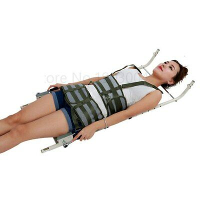 Cervical Lumbar Traction Bed Body Stretch Spine Ankle Vertebra Fatigue