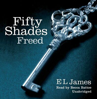 Fifty Shades Freed: Book 3 of the Fifty Shades trilogy - James, E L CD 07VG The