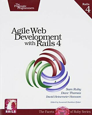Agile Web Development with Rails 4 By Sam Ruby,Dave Thomas,David Heinemeier Han
