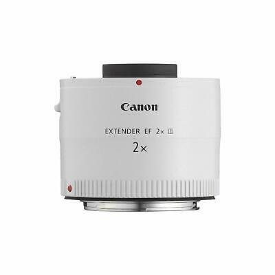 CANON Extender EF 2X III Teleconverter Lens for L Series Telephoto Zoom New SALE
