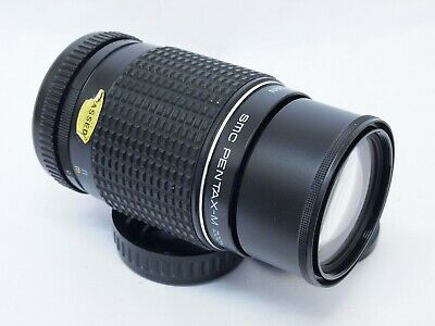 Pentax-M 75-150mm F4 Zoom Lens for 35mm Film Camera Lens. Stock No C1242
