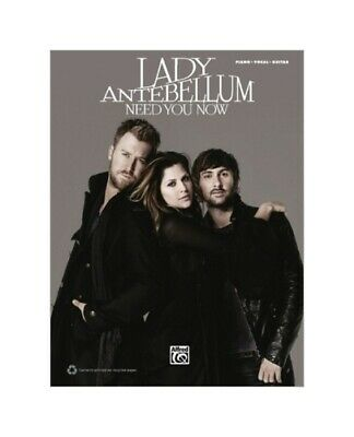 Need You Now, Songbook von  Lady Antebellum (Portofrei)